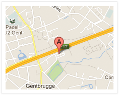 Play Beach bvba - Gentbrugge - Ligging